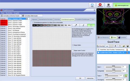 lasershow-software-strahldaempfungskarte