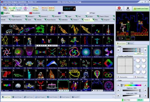 pangolin-quickshow-lasershowsoftware